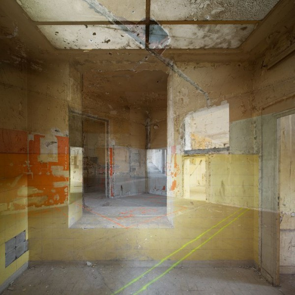 Entre-Deux, oeuvre 45, Vincent Fillon, Galerie See Studio, Paris.